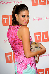 Lisa Snowdon during the TLC channel launch held at Sketch, Conduit street, London, United Kingdom, 25th April 2013. Photo by: Chris Joseph / i-Images