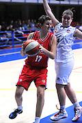 DESCRIZIONE : Latina Basket Campionato Italiano Femminile serie B 2011-2012<br /> GIOCATORE : Irene Tosi<br /> SQUADRA : College Italia<br /> EVENTO : College Italia 2011-2012<br /> GARA : Cestistica Latina College Italia <br /> DATA : 09/12/2011<br /> CATEGORIA : penetrazione<br /> SPORT : Pallacanestro <br /> AUTORE : Agenzia Ciamillo-Castoria/GiulioCiamillo<br /> Galleria : Fip Nazionali 2011<br /> Fotonotizia : Latina Basket Campionato<br /> Italiano Femminile serie B 2011-2012<br /> Predefinita :