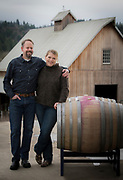 Brian Marcy and Clare Carver, Big Table Farm, Gaston, Willamette Valley, Oregon