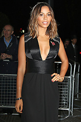 © London News Pictures. Rochelle Humes, Music Industry Trusts Award, Grosvenor House, London UK, 02 November 2015, Photo by Brett D. Cove /LNP © London News Pictures.