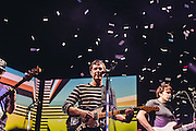 OK Go perform at The Neptune Theatre Tuesday, March 24, 2015.