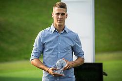 Lovro Bizjak of NK Aluminij during NZS Draw for season 2016/17, on June 24, 2016 in Brdo pri Kranju, Slovenia. Photo by Vid Ponikvar / Sportida