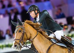 Delaveau Patrice, (FRA), Leontine Ledimar Z HDC<br /> Gold Cup<br /> Longines Masters Paris 2016<br /> © Hippo Foto - Cara Grimshaw