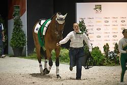Team AUS, Zidane B, Meta Jans Rooijmans - Squad compulsory - Alltech FEI World Equestrian Games™ 2014 - Normandy, France.<br /> © Hippo Foto Team - Dirk Caremans<br /> 02/09/14