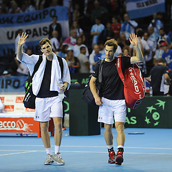 Great Britain v Argentina | Davis Cup | 17 September 2016