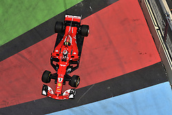 June 24, 2017 - Baku, Azerbaijan - Motorsports: FIA Formula One World Championship 2017, Grand Prix of Europe, .#7 Kimi Raikkonen (FIN, Scuderia Ferrari) (Credit Image: © Hoch Zwei via ZUMA Wire)