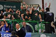 DESCRIZIONE : Beko Legabasket Serie A 2015- 2016 Dinamo Banco di Sardegna Sassari - Sidigas Scandone Avellino <br /> GIOCATORE : Ultras Avellino<br /> CATEGORIA : Ultras Tifosi Spettatori Pubblico Before Pregame<br /> SQUADRA : Sidigas Scandone Avellino <br /> EVENTO : Beko Legabasket Serie A 2015-2016 <br /> GARA : Dinamo Banco di Sardegna Sassari - Sidigas Scandone Avellino <br /> DATA : 28/02/2016 <br /> SPORT : Pallacanestro <br /> AUTORE : Agenzia Ciamillo-Castoria/C.Atzori