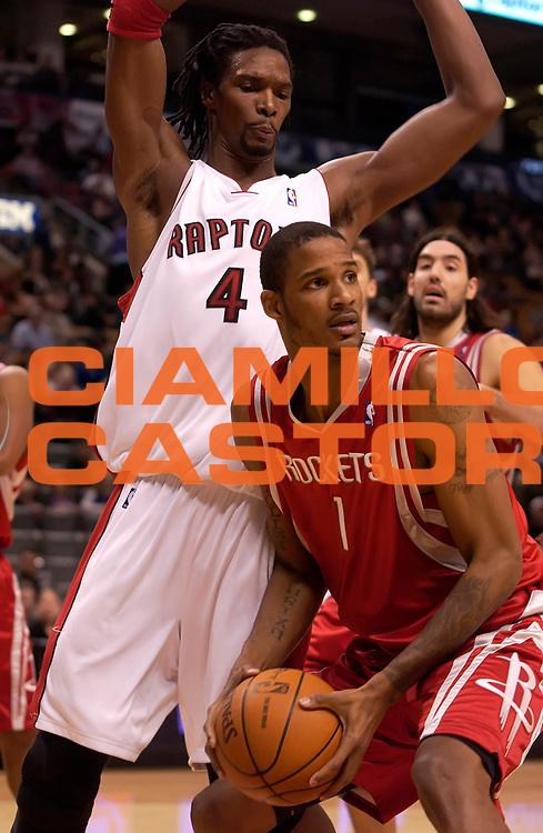 DESCRIZIONE : Toronto NBA 2009-2010 Toronto Raptors Houston Rockets<br /> GIOCATORE : Trevor Ariza<br /> SQUADRA : Houston Rockets<br /> EVENTO : Campionato NBA 2009-2010 <br /> GARA : Toronto Raptors Houston Rockets<br /> DATA : 13/12/2009<br /> CATEGORIA :<br /> SPORT : Pallacanestro <br /> AUTORE : Agenzia Ciamillo-Castoria/V.Keslassy<br /> Galleria : NBA 2009-2010<br /> Fotonotizia : Toronto NBA 2009-2010 Toronto Raptors Houston Rockets<br /> Predefinita :