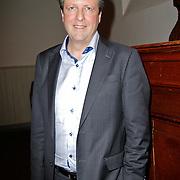 NLD/Amsterdam/20120309 - Boekpresentatie Een Krankzinnig Avontuur van Hans van Mierlo, D66-fractievoorzitter Alexander Pechtold