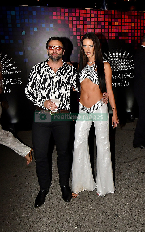 Alessandra Ambrosio goes to the Casamigos Annual Pre Halloween Party. 28 Oct 2017 Pictured: Alessandra_Embrosio_Jamie_Mazur. Photo credit: BLAK-OPS / MEGA TheMegaAgency.com +1 888 505 6342