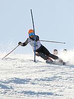 J1 J2 Lafoley Slalom at Gunstock March 7, 2010.