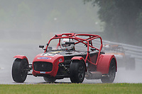#13 Gregg CATTON Caterham R400  during CSCC Gold Arts Magnificent Sevens  as part of the CSCC Oulton Park Cheshire Challenge Race Meeting at Oulton Park, Little Budworth, Cheshire, United Kingdom. June 02 2018. World Copyright Peter Taylor/PSP.