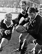 Colin Meads. All Blacks rugby archive.