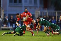 Chris Masoe - 13.12.2014 -  Toulon / Leicester  - European Champions Cup <br />Photo : Manu Blondeau / Icon Sport