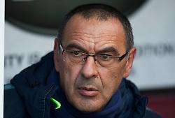 Chelsea manager Maurizio Sarri - Mandatory by-line: Jack Phillips/JMP - 28/10/2018 - FOOTBALL - Turf Moor - Burnley, England - Burnley v Chelsea - English Premier League