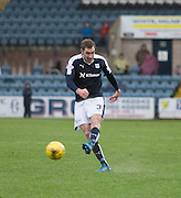 Dundee&rsquo;s Kevin Holt - Dundee v Motherwell, Ladbrokes Premiership at Dens Park <br /> <br />  - &copy; David Young - www.davidyoungphoto.co.uk - email: davidyoungphoto@gmail.com