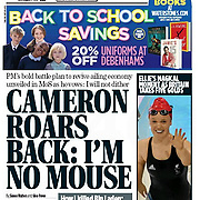 Mail on Sunday Ellie Simmonds