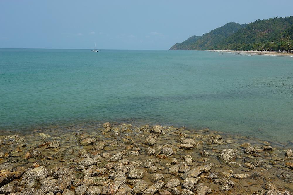 White Sand Beach, Koh Chang, Thailand