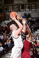 February 11, 2010: The Mid-America Christian University Evangels play against the Oklahoma Christian University Eagles at the Eagles Nest on the campus of Oklahoma Christian University.