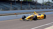 Indy 500 2013 Practice;DHL