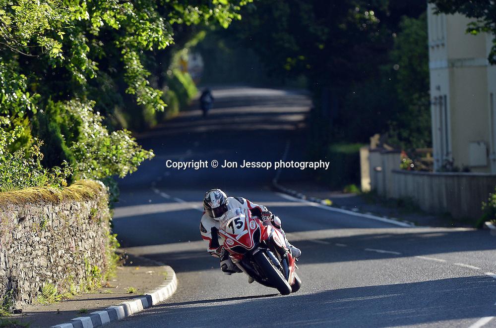 #75 Dave Moffitt Suzuki JHS Racing