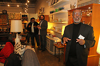 """The Hyde Park Chamber of Commerce held its monthly Chamber Check-In business networking event formerly known as First Thursday this past Thursday February 2nd, 2017 at Modern Cooperative located at 1500 E. 53rd Street. The Chamber Check-In business networking events are held every first Thursday of the month are free and open to the public.<br /> <br /> Please 'Like' """"Spencer Bibbs Photography"""" on Facebook.<br /> <br /> All rights to this photo are owned by Spencer Bibbs of Spencer Bibbs Photography and may only be used in any way shape or form, whole or in part with written permission by the owner of the photo, Spencer Bibbs.<br /> <br /> For all of your photography needs, please contact Spencer Bibbs at 773-895-4744. I can also be reached in the following ways:<br /> <br /> Website – www.spbdigitalconcepts.photoshelter.com<br /> <br /> Text - Text """"Spencer Bibbs"""" to 72727<br /> <br /> Email – spencerbibbsphotography@yahoo.com"""
