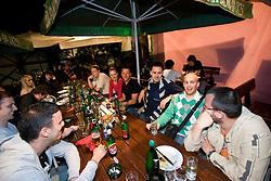 Sportalovci, letno srecanje, gostilna Kersic, Ljubljana, 28. maj 2010.