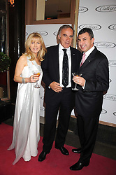 Australian award winning jewellery designer John Calleija and special guest Claudia Schiffer hosted the launch party of Calleija's new London store in the Royal Arcade, Old Bond Street, London on 24th June 2008.<br />