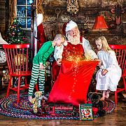 Santa's Magical World - Pearson
