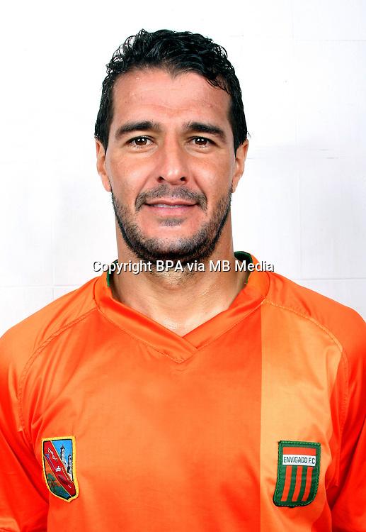 Colombia League - Postobom Liga 2014-2015 -<br /> Envigado Futbol Club - Colombia / <br /> Juan Carlos Quintero