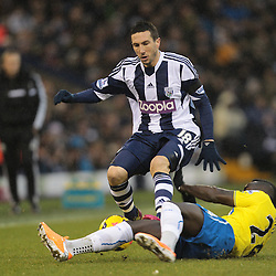 West Bromwich Albion v  Newcastle | Premiership | 1 January 2014