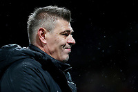 Football - 2019 / 2020 UEFA Europa League - Group L: Manchester United vs. FK Patrizan Belgrade<br /> <br /> FK Partizan manager Savo Milosevic, at Old Trafford<br /> <br /> COLORSPORT/PAUL GREENWOOD
