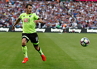 Football - 2016 / 2017 Premier League - West Ham United vs. AFC Bournemouth<br /> <br /> Bournemouth's Adam Smith at The London Stadium.<br /> <br /> COLORSPORT/DANIEL BEARHAM