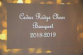 Cheer Banquet 2019
