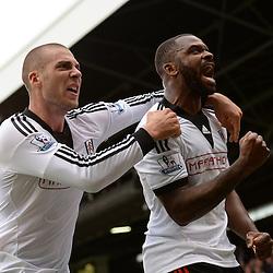 Fulham v Stoke City