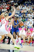 DESCRIZIONE : Basketball Jeux Olympiques Londres Demi finale<br /> GIOCATORE : Digbeu Jennifer<br /> SQUADRA : France  FEMME<br /> EVENTO : Jeux Olympiques<br /> GARA : France Russie<br /> DATA : 09 08 2012<br /> CATEGORIA : Basketball Jeux Olympiques<br /> SPORT : Basketball<br /> AUTORE : JF Molliere <br /> Galleria : France JEUX OLYMPIQUES 2012 Action<br /> Fotonotizia : Jeux Olympiques Londres demi Finale Greenwich Northwest Arena<br /> Predefinita :