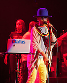 Erykah Badu at the Summer Spirit Festival 2012