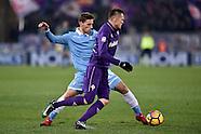 Lazio v Fiorentina - Serie A - 18/12/2016