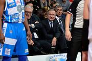 DESCRIZIONE : Final Eight Coppa Italia 2015 Finale Olimpia EA7 Emporio Armani Milano - Dinamo Banco di Sardegna Sassari<br /> GIOCATORE : Gianni Giovanni Petrucci Fernando Marino Gaetano Laguardia<br /> CATEGORIA : vip<br /> SQUADRA : <br /> EVENTO : Final Eight Coppa Italia 2015<br /> GARA : Olimpia EA7 Emporio Armani Milano - Dinamo Banco di Sardegna Sassari<br /> DATA : 22/02/2015<br /> SPORT : Pallacanestro <br /> AUTORE : Agenzia Ciamillo-Castoria/Max.Ceretti