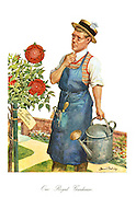 Our Royal Gardener.