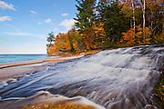 Falls, Mouth of Chapel River
