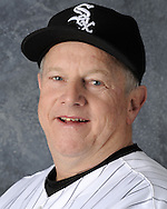 GLENDALE, AZ - FEBRUARY 20:  Jeff Cox of the Chicago White Sox poses during photo day on February 20, 2009 at Camelback Ranch in Glendale, Arizona. (Photo by Ron Vesely)