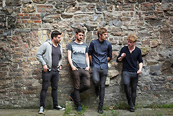 Repro Free: 17/07/2013 band of the moment Kodaline pictured in the Old Tannery, Dublin 8 at the fifth Lumia Live Session with presented by Nokia and La Blogotheque. Picture Andres Poveda