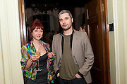 SILVIA QUINTANILLA; FRANCESCO RUGI, Wallpaper Design Awards 2012. 10 Trinity Square<br /> London,  11 January 2011.