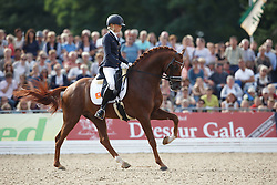 Brouwer Kirsten, (NED), Five Star 2<br /> Final 5 years old horses<br /> World Championship Young Dressage Horses - Verden 2015<br /> © Hippo Foto - Dirk Caremans<br /> 08/08/15