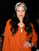 Jessie Jay <br /> attends Vivienne Westwood Catwalk at Somerset House on day 3 of London Fashion Week February 15 2014.<br /> <br /> <br /> Photo by Ki Price