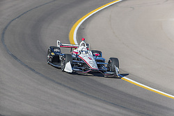 February 9, 2018 - Avondale, Arizona, United States of America - February 09, 2018 - Avondale, Arizona, USA:  Josef Newgarden (1) takes his IndyCar Verizon car through the turns during the Prix View at ISM Raceway in Avondale, Arizona. (Credit Image: © Walter G Arce Sr Asp Inc/ASP via ZUMA Wire)