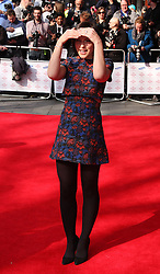 EMMA WILLIS attends the Prince's Trust & Samsung Celebrate Success awards at Odeon Leicester Square, Odeon, London, United Kingdom. Wednesday, 12th March 2014. Picture by i-Images