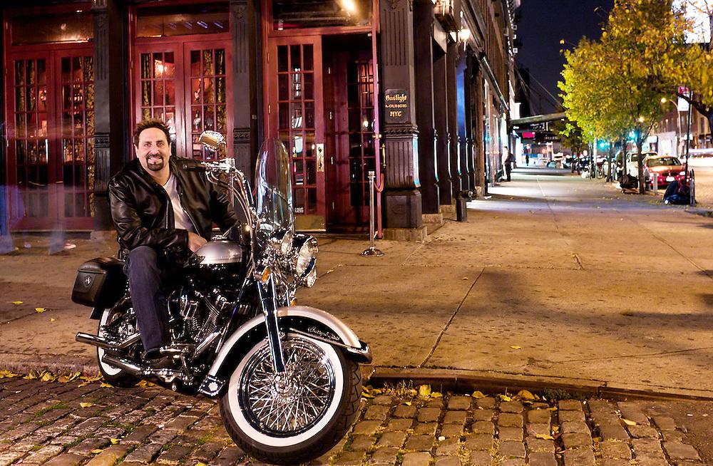 Matt DeMatt, co-owner of Gaslight