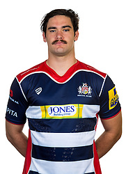 BJ Edwards of Bristol Rugby - Rogan Thomson/JMP - 22/08/2016 - RUGBY UNION - Clifton Rugby Club - Bristol, England - Bristol Rugby Media Day 2016/17.